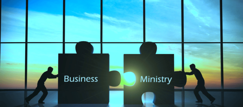 The BUSINESS of Ministry