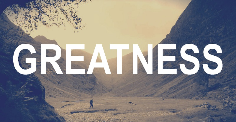 The 4 Secrets of Greatness