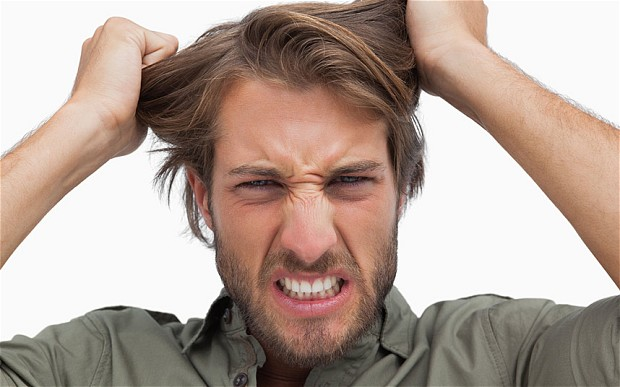 How Prolonged And Persistent Anger Can shorten Any Life