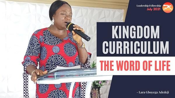 Kingdom Curriculum Part Four
