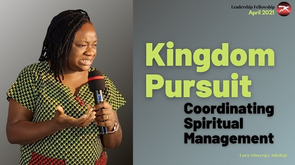 Kingdom Pursuit