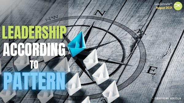 Leadership According to Pattern