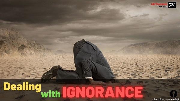 Life Treatment (Episode 31): Ignorance