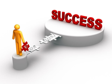 Secret of Success In Life & Business
