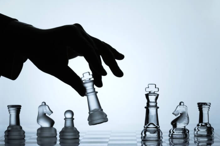 The 4 Strategic Actions of Satan