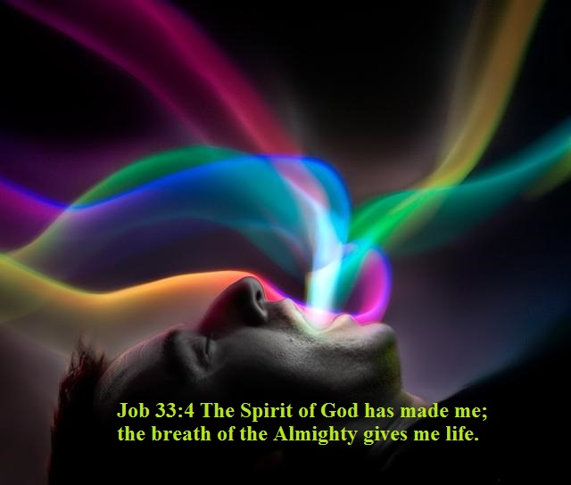 The Breath of The Almighty God