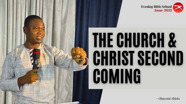 The Church and Christ Second Coming