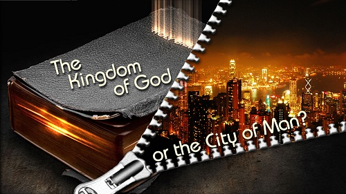 The Demands Of The World Vs The Necessity Of The Kingdom