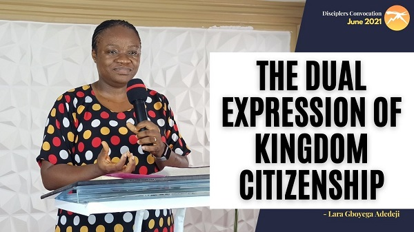The Dual Expression of Kingdom Citizenship