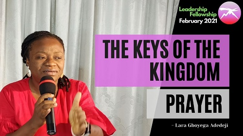 The Keys of the Kingdom Pt. 4