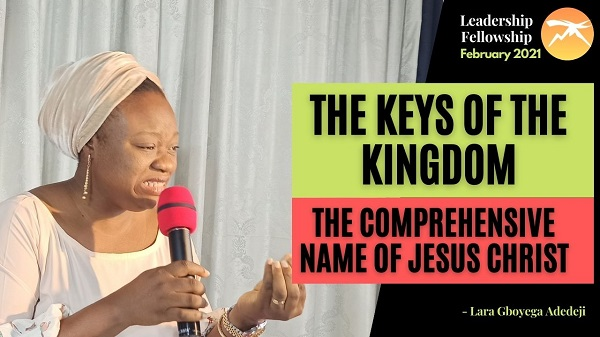 The Keys of the Kingdom Pt. 5