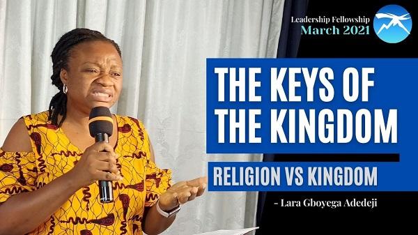 The Keys of the Kingdom Pt. 6