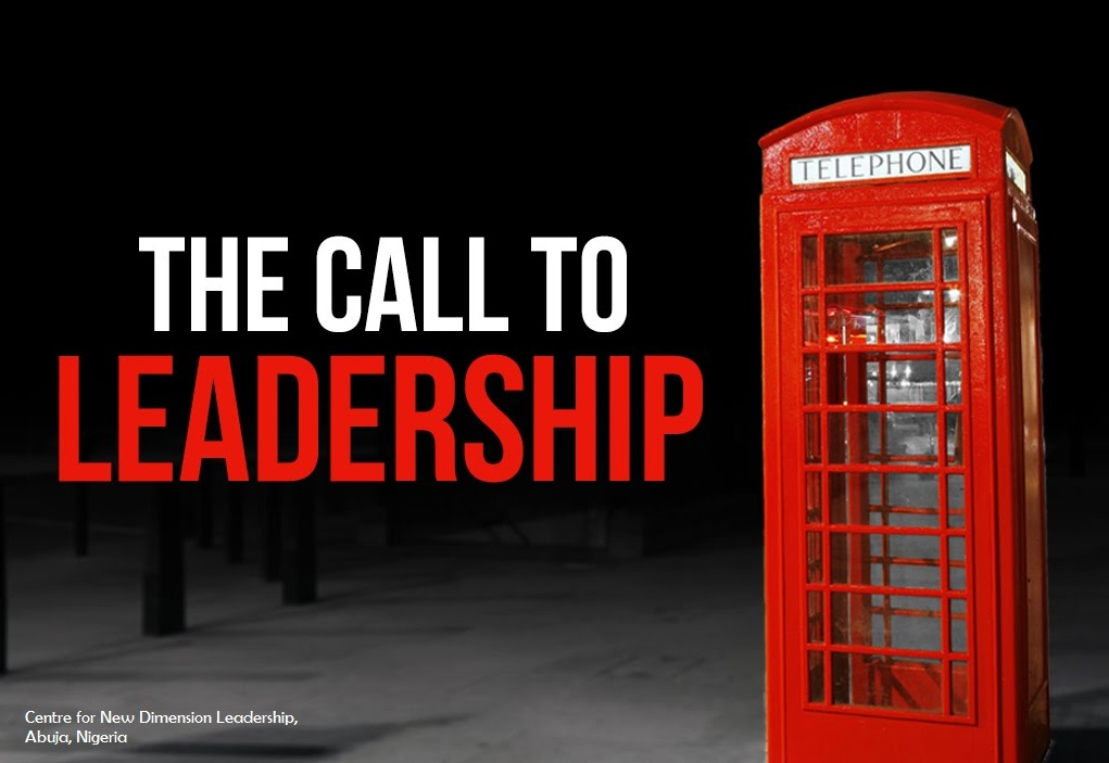 The Leadership Call Pt.1