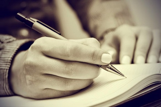 The Script of Life And Its Writing