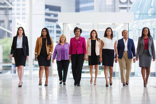 The Silent Leadership of Women