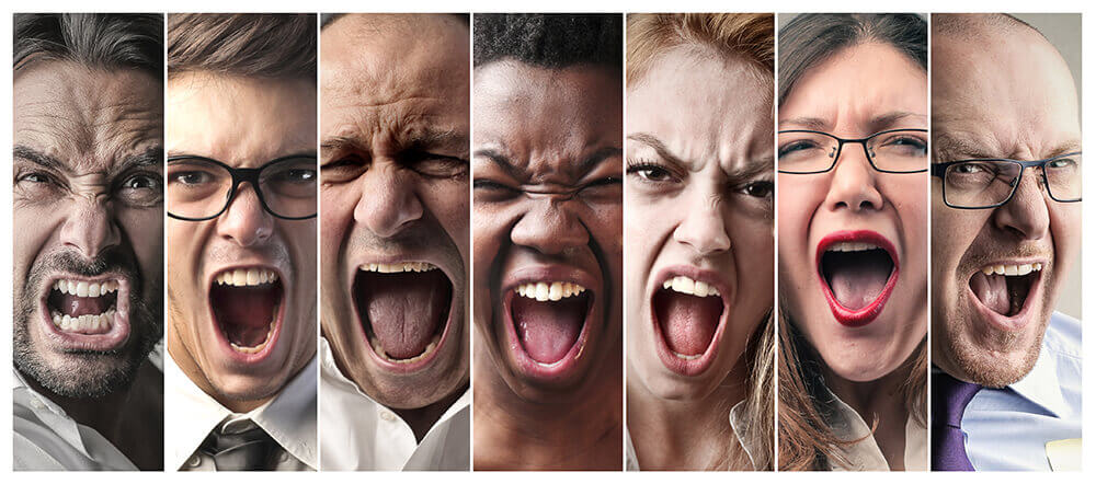 The Top 5 Causes of Anger