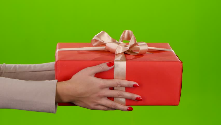The Wrapped Gift Of Pleasure