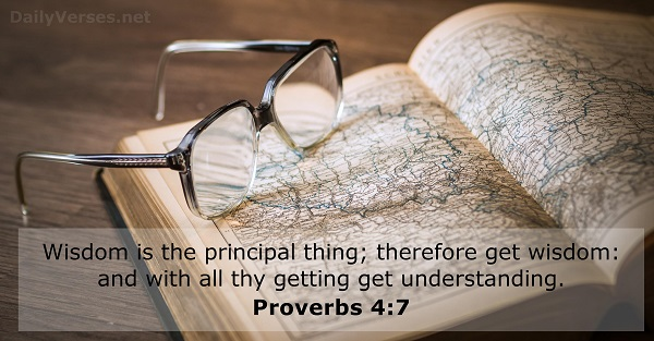 Understanding Wisdom As A Principal Requirement For Serving King Jesus