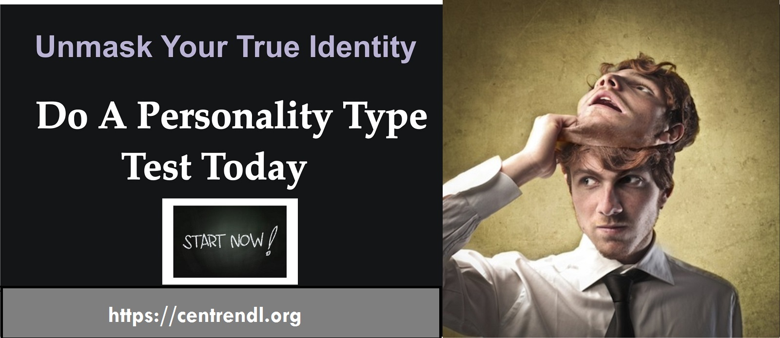 Discover Your True Personality In Less Than 15 Minutes