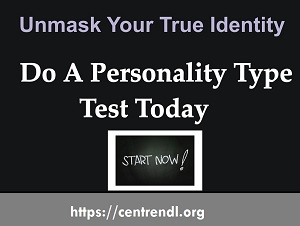 Discover Your Personality Type in Less Than 15 Minutes