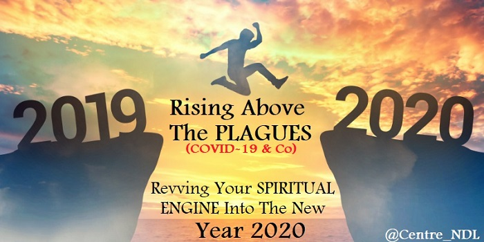 Coronavirus Antidote: Revving Your SPIRITUAL ENGINE Into The New Year 2020 (REVISITED - Prophetic Word That Calms The Heart of Believers In The Face of World Heath Pandemic)