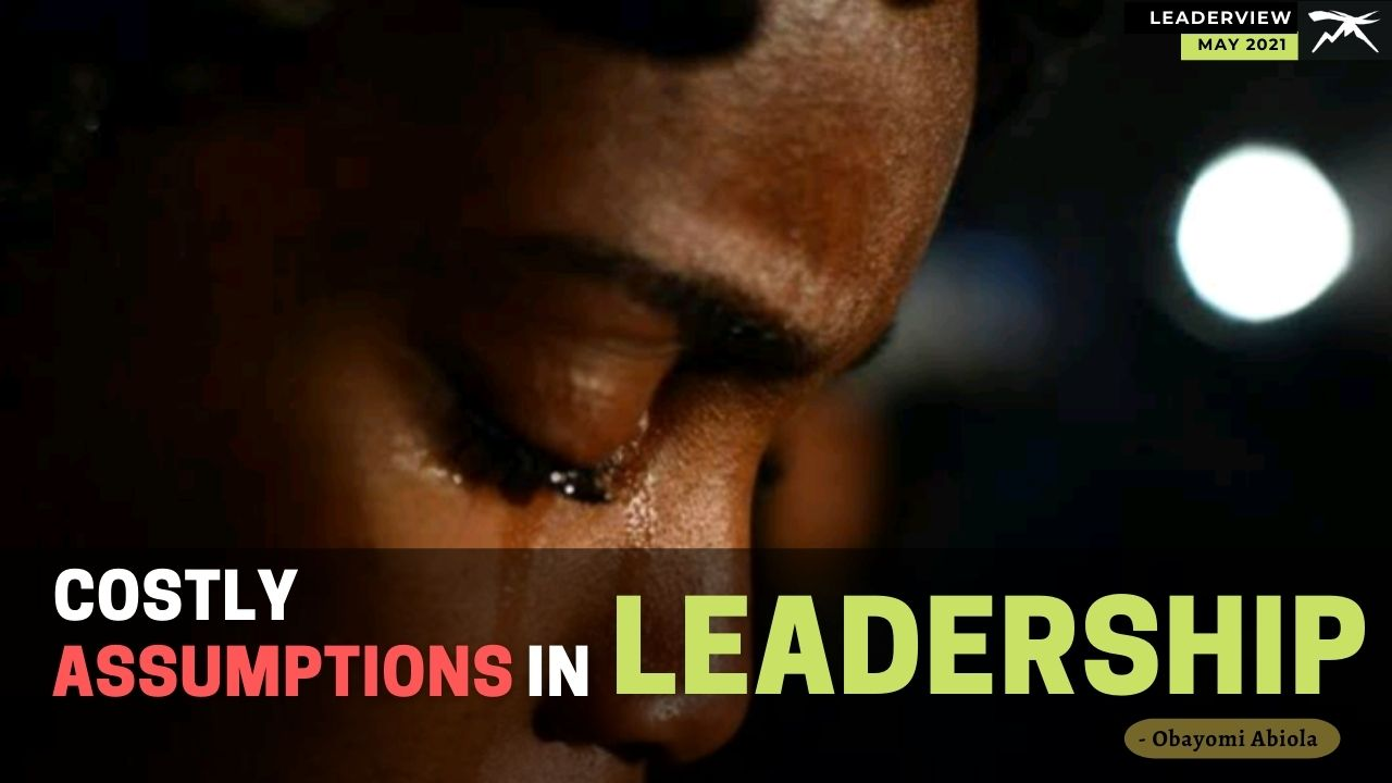 Costly Leadership Assumptions