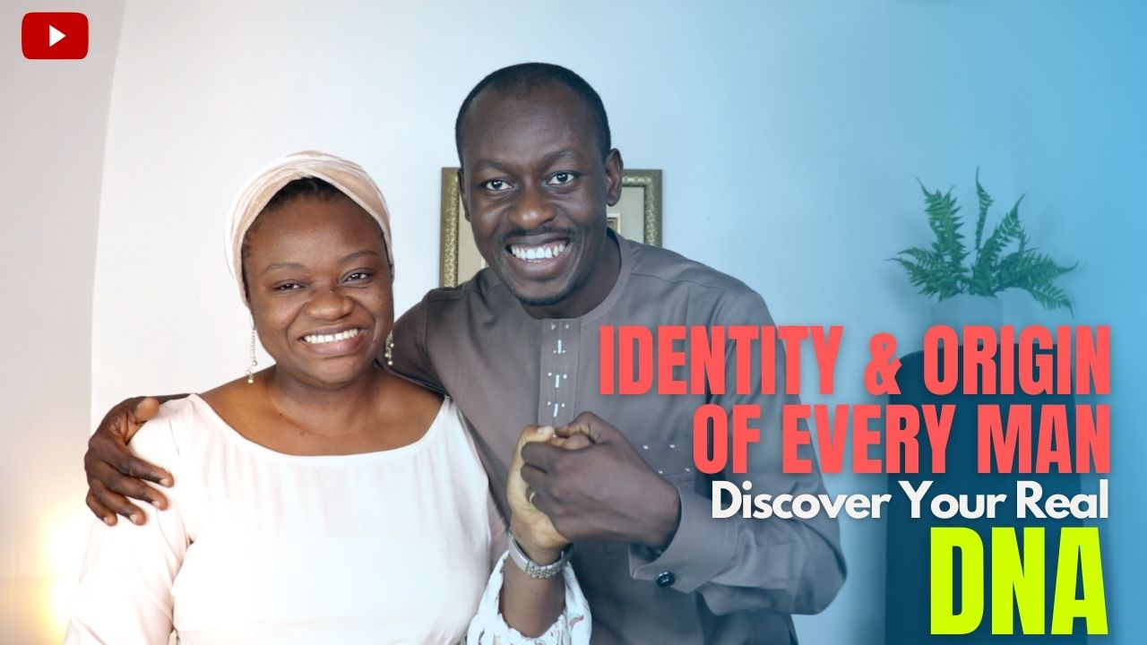 Identity & Origin of Every Man: Discover Your Real DNA | BiF