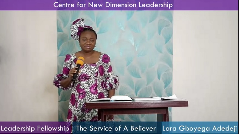 Kingdom Responsibility: The Service of A Believer