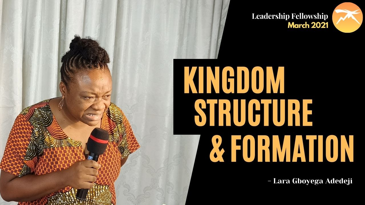 Kingdom Structure And Formation