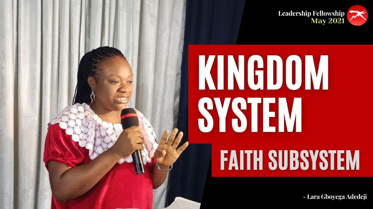 Kingdom System: The Faith Sub-System