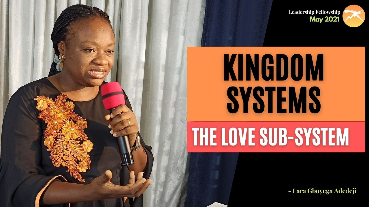Kingdom System: The Love Sub-System
