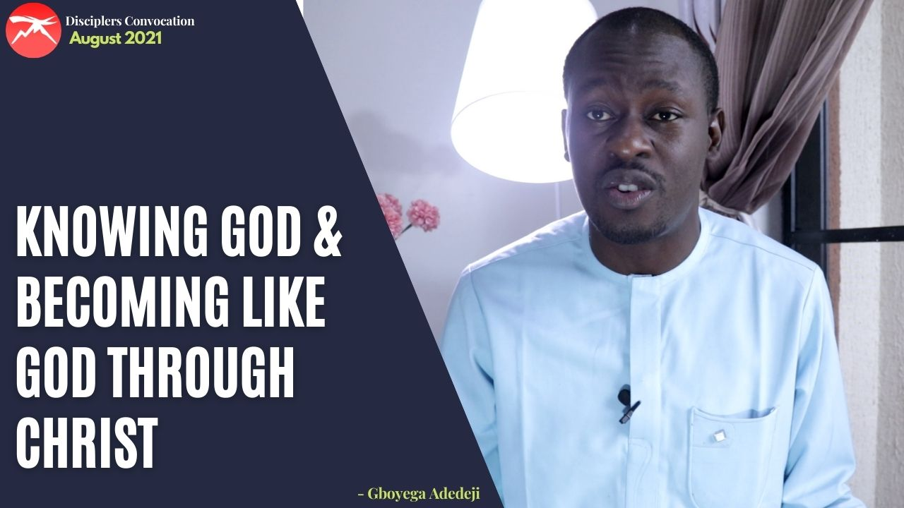Knowing God And Becoming Like God Through Hope In Christ