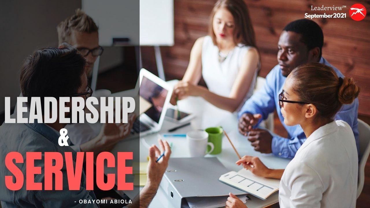 Leadership & Service