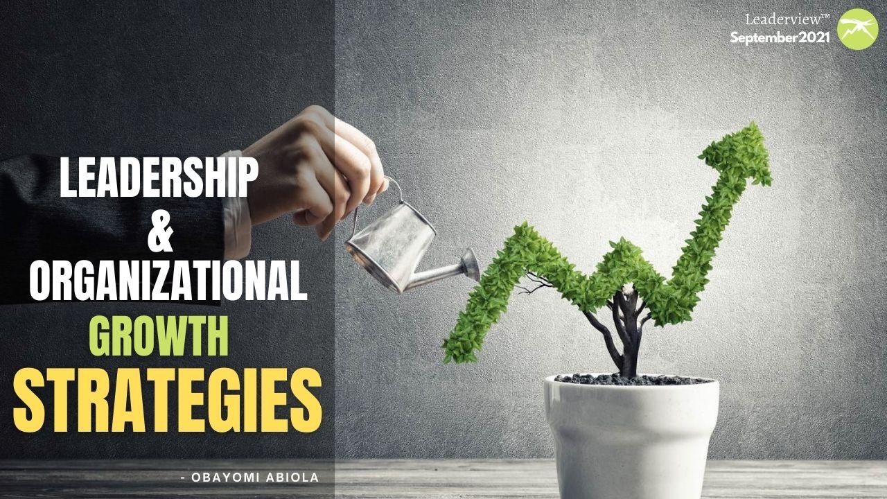Leadership And Organizational Growth Strategies