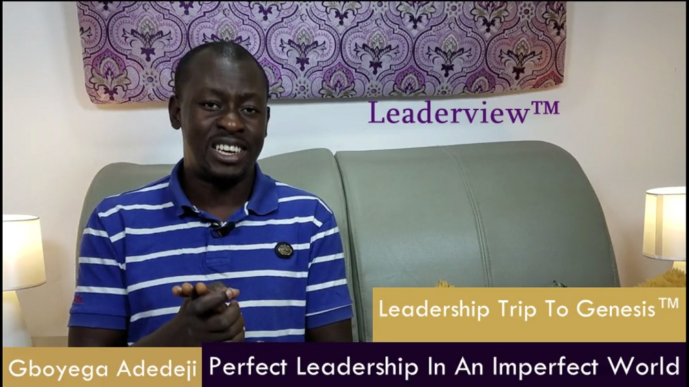 Perfect Leadership In An Imperfect World