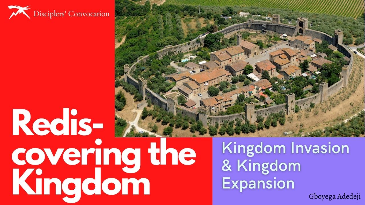 Rediscovering the KINGDOM: Kingdom Invasion And Kingdom Expansion