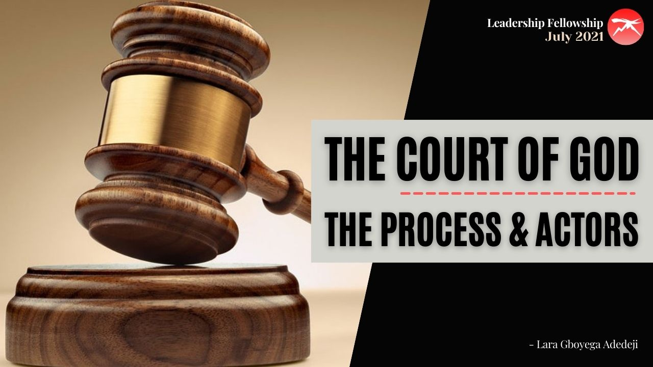The Court of God: The Process & The Actors
