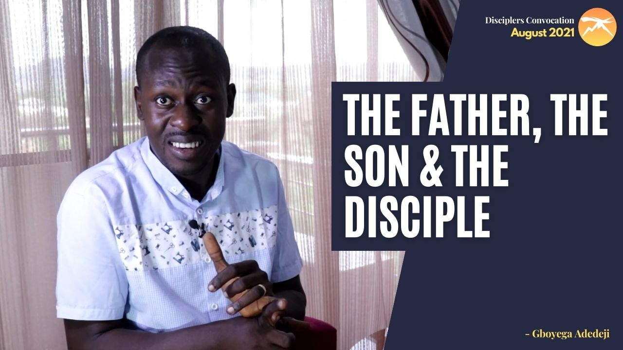The Father, The Son & The Disciple