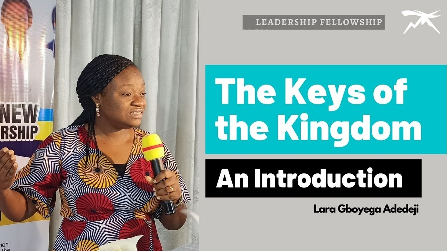 The Keys of The Kingdom: An Introduction