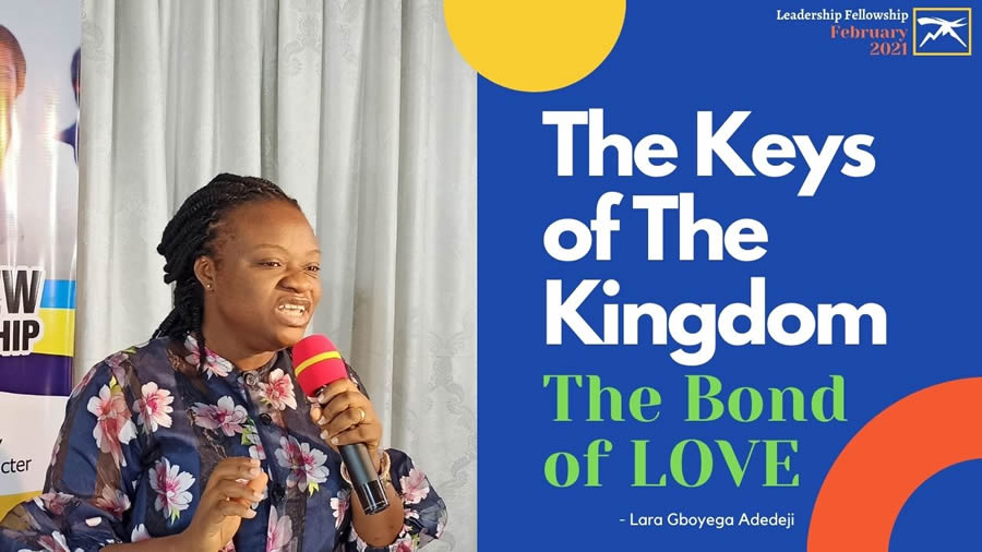 The Keys of The Kingdom: The Bond of Love