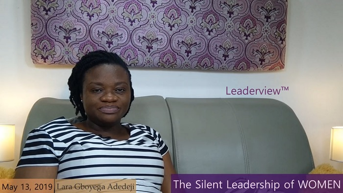 The Silent Leadership of Women