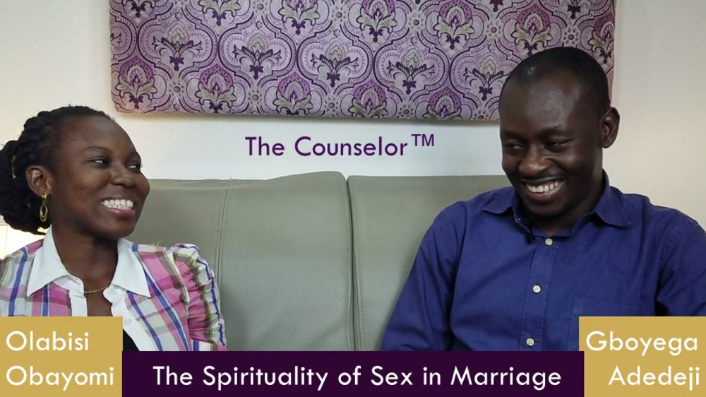 The Spirituality of Sex in Marriage
