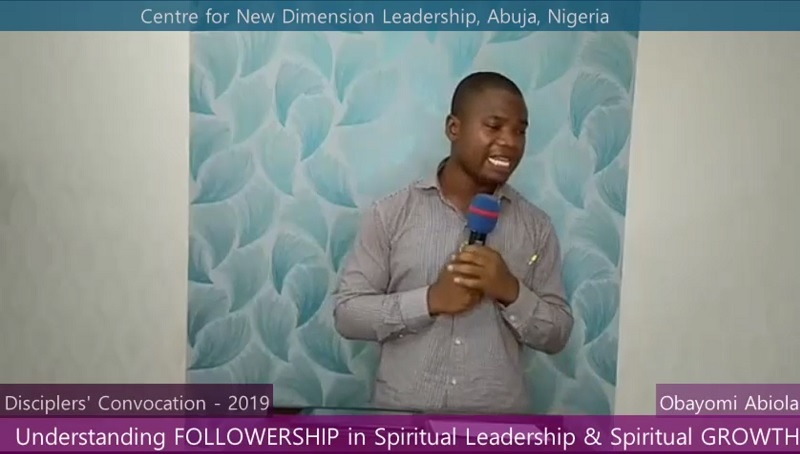 Understanding Followership in Spiritual Leadership And Spiritual Growth