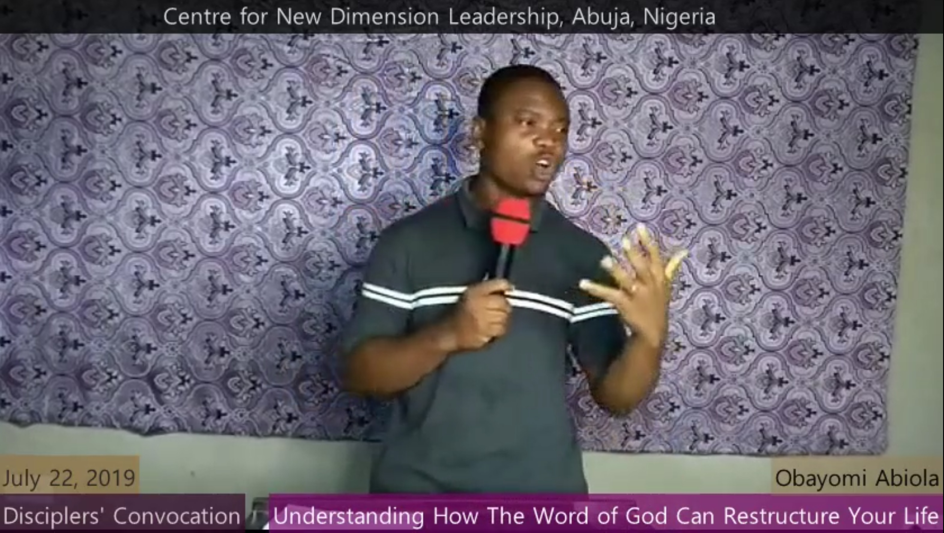 Understanding How The Word Of God Can Restructure Your Life