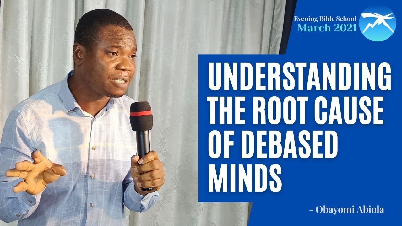 Understanding The Root Cause of Debased Minds