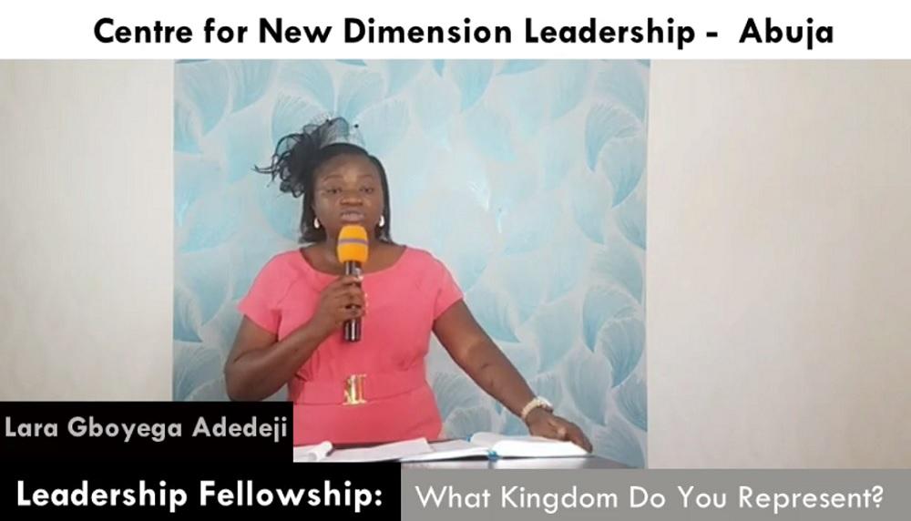 What Kingdom Do You Represent?