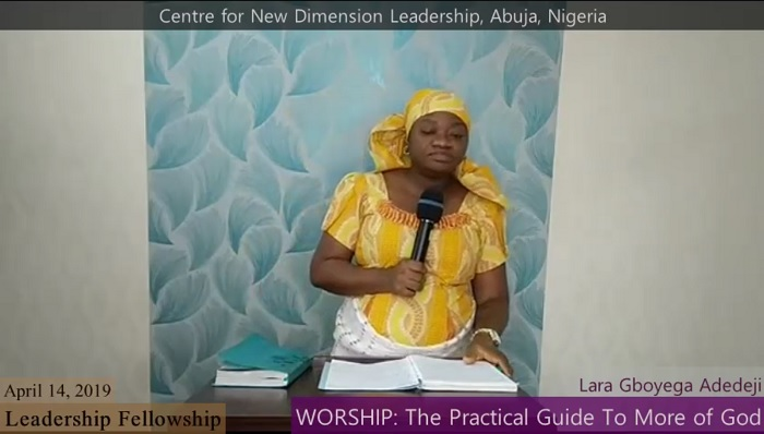 Worship: The Practical Guide to More of God